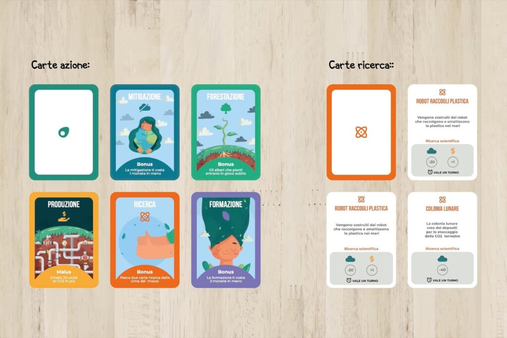 Le Carte